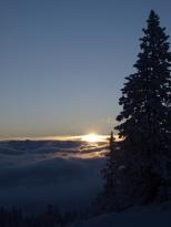 Skitour auf den Schillersattel
