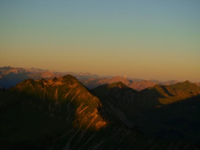 Bei den Walsern zu Gast – Novaspitze und Marul