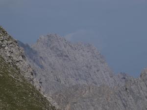 Das Karwendelgebirge