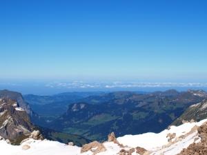 Blick Richtung Bregenzerwald