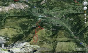 Tilisuna Schwarzhorn und Tilisuna Mittagsspitze