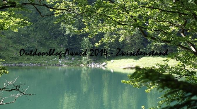 Outdoorblog-Award 2014: die aktuellen Top 10