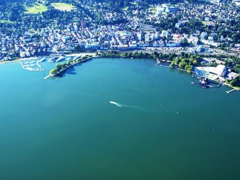 Bregenzer Bodenseeufer
