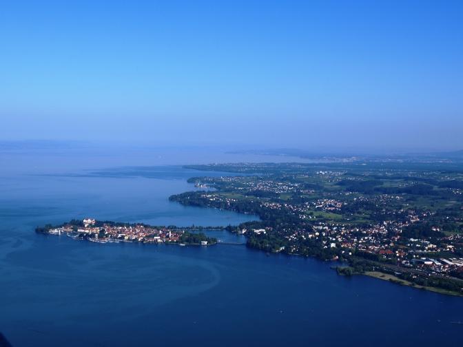 Aktivurlaub am Bodensee – der Bodensee Radwanderweg (1. Teil)