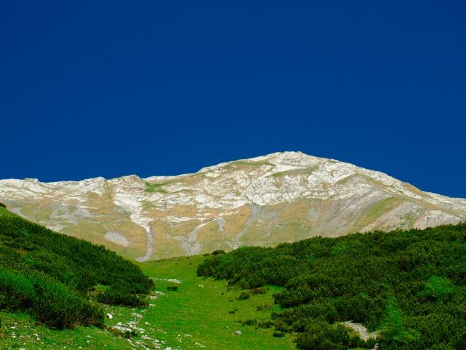 Windeggerspitze (2.331m) – ein Gipfel für einsame Gebirgsjäger