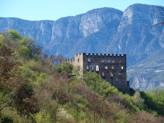 Castelfeder – wandern auf prähistorischen Spuren