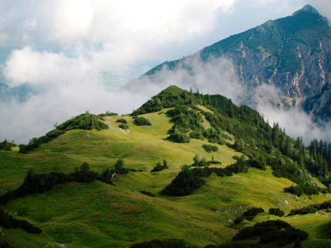Sonnenalm - Tannheimer Berge