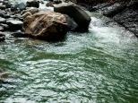 Kleine, eisige Badestellen - Kobelbach