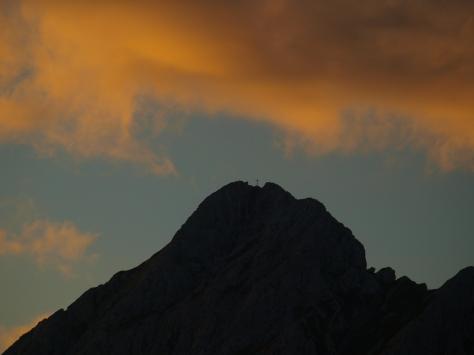 Sonnenaufgang - Gehrenspitze