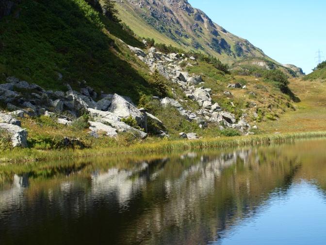 Maiensee – eine Tour ohne Gipfel, aber eine Tour für die Seele