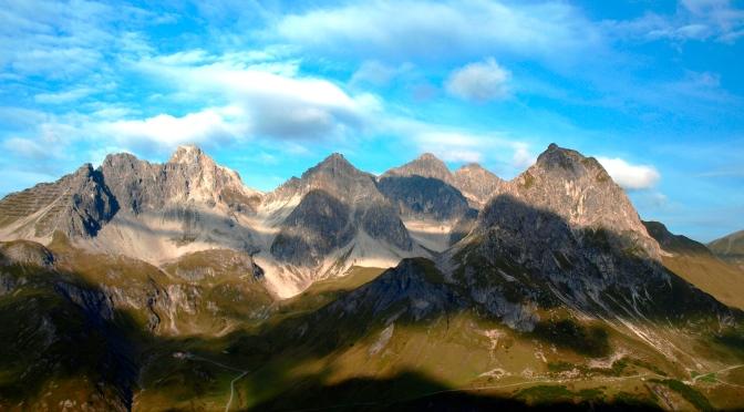 Trittkopf (2.720m) –Wanderung in die Einsamkeit …
