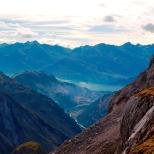 Blick ins Tirol