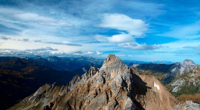 Grubenjochspitze (2.659m) – ein Gipfel, der alles hat …