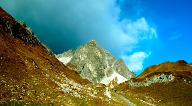 Flexenspitze (2.627m) – markant, karg, aber schön …