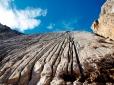 Wunderschöne Kletterei