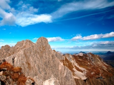 Grätlisgratspitze und Große Wildgrubenspitze