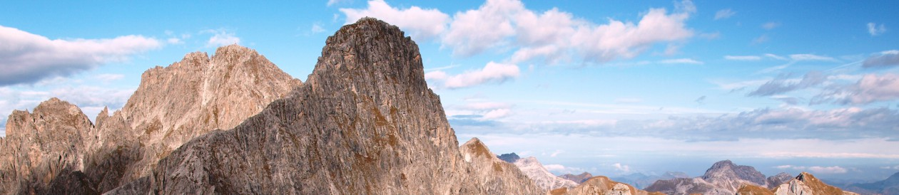 Berge in Vorarlberg