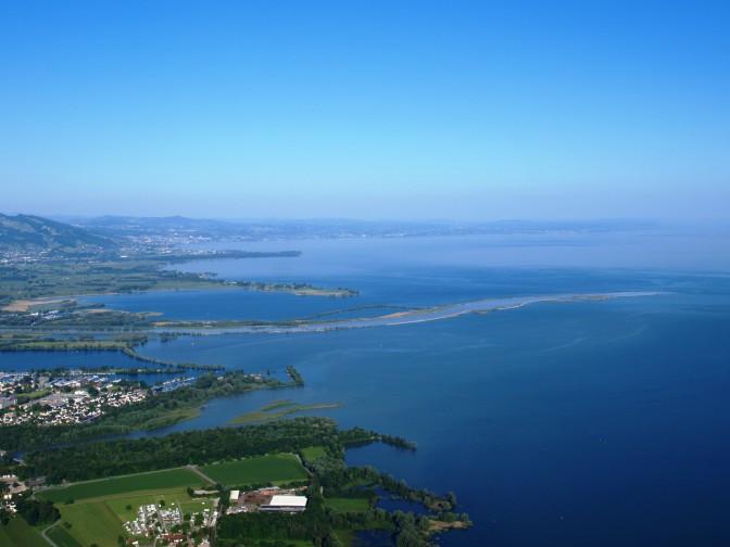Bodensee - Rheindelta