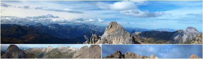Berge im Jahr 2014