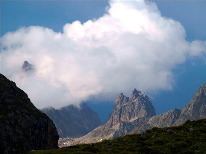 Die Berge laden zum Träumen ein – Bilder bringen strahlende Erinnerungen