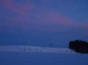 Schneeschuhtour am Pfänderstock