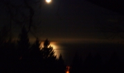 Vollmondwanderung in einer Rauhnacht