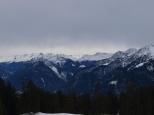 Mondspitze - Winterwanderung