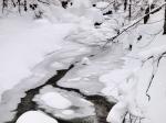 Lecknertal in Eis gehüllt