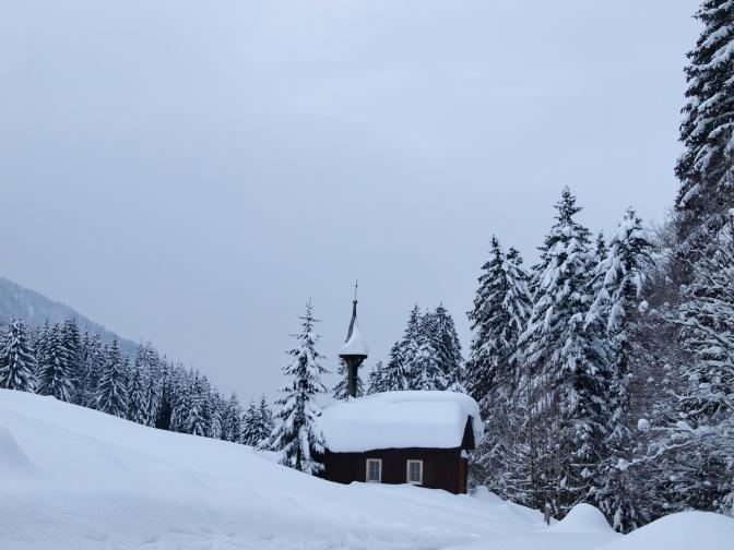 Genuss-Skitour auf den Koppachstein (1.537m)