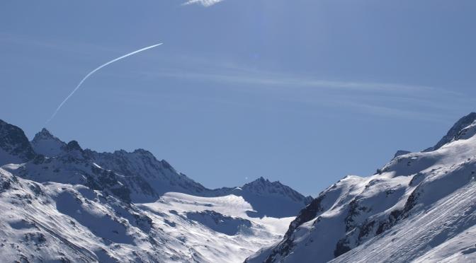 Hochgebirgs-Skitour in der Silvretta