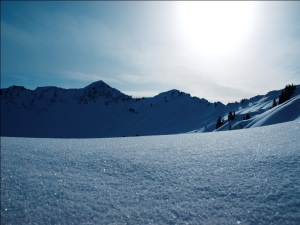 Skitour in der Silvretta