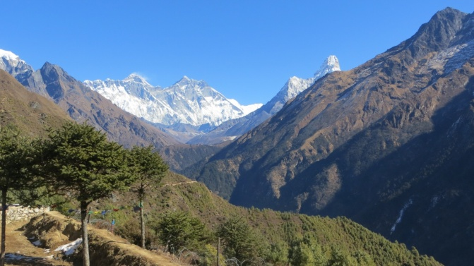 Nepal – the biggest hub of alpine adventure and Buddhist Culture