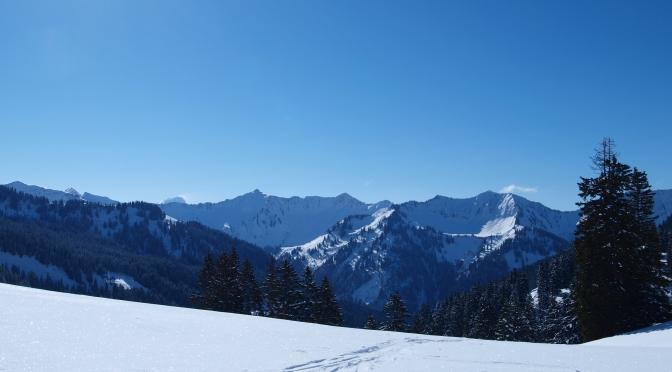 Bilderbuch Abschied vom Winter – Laternsertal
