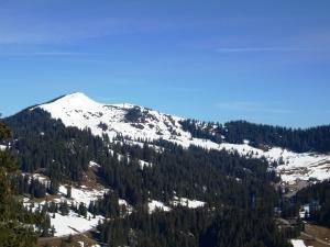 Blick zum Riedberghorn