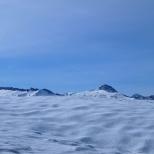 Winter-Berglandschaft