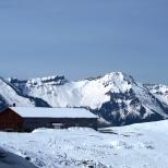 Blick zur Winterstaude