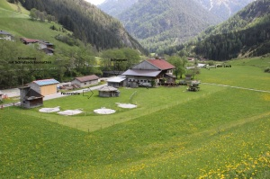 Basislager Lechtal