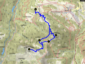 gurtisspitze wanderkarte